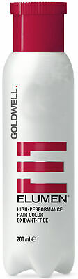 Goldwell Elumen farbintensive permanent Haarfarbe Pure RV@all rotviolett - 200ml