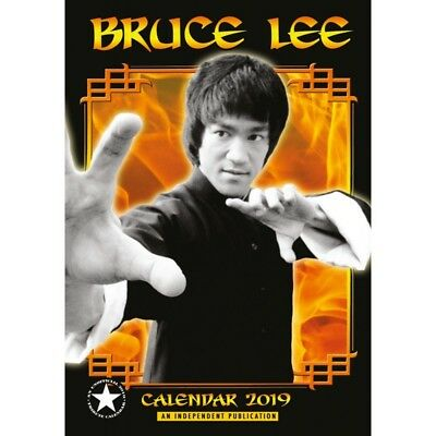 Calendrier BRUCE LEE 2019