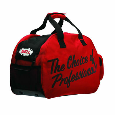 Bell 'Choice of Professionals' Zippered Helmet Bag Red/Black