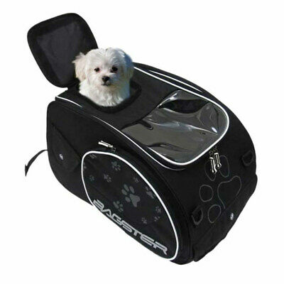Borsa Moto Per Cani + Supporto Easy Road Bagster Puppy