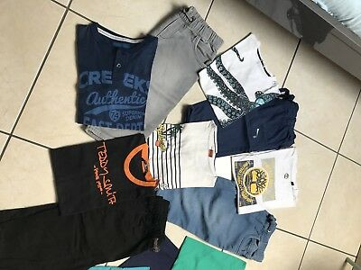 Lot Garçon 14 Ans Collection Récente TBE Timberland, Teddy smith, Okaidi ...