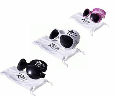 Baby Banz RETRO SUNGLASSES 100% UVA UVB Safe Sun Protection Child/Kid/Toddler BN