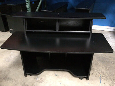 Omnirax Presto Av Desk Workstation Multiple Available 350 00