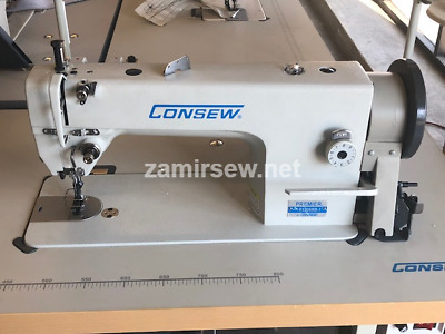 Consew P1206RB Walking Foot Needle Feed , Big Bobbin ,Reverse / Consew 206RB5