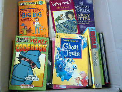 Joblot/Wholesale of 500 CHILDREN'S BOOKS - BUNDLE – HIGH QUALITY