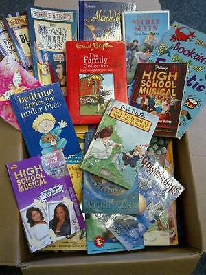 Joblot/Wholesale of 50 CHILDREN'S BOOKS - BUNDLE – HIGH QUALITY