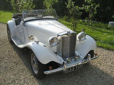 Mgtd 1953  Classic Convertible Sports Car  Historic Vintage Collectable Vehicle