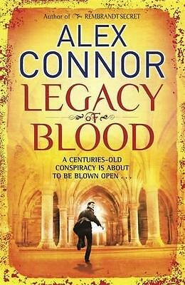 Legacy of Blood by Alex Connor | Paperback Book | 9781849163620 | NEW