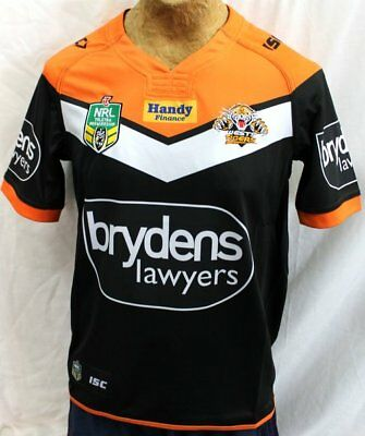 CLEARANCE 2017 Wests Tigers NRL Jersey BRAND NEW WITH TAGS balmain west guernsey