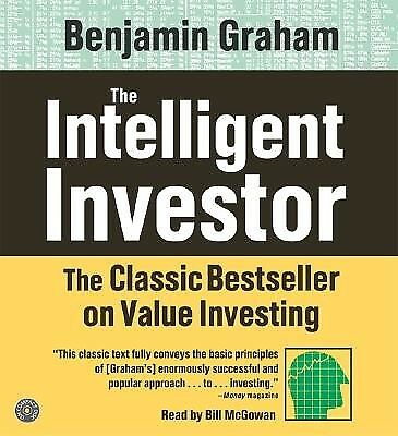 The Intelligent Investor CD Classic Text on Value Investing by Graham Benjamin