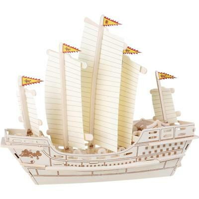 small foot company 6944 - 3D Puzzle Segelschiff Zheng He