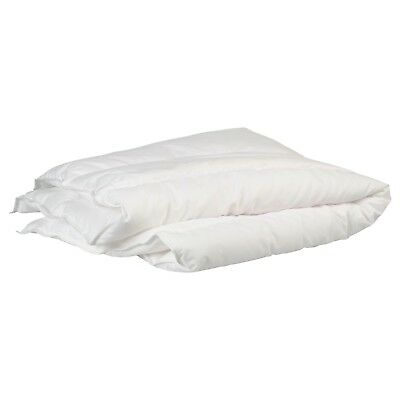 IKEA Quilt For Cot White Baby Bed Warm Bedding Cover 110x125 cms
