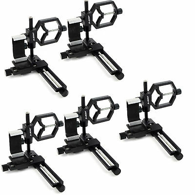 5xUniversal Mobile Phone Camera Stand Mount Adapter for Telescope Spotting Scope