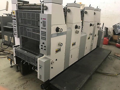 Hamada B 452 A , Year 1999, 4 Color Press,