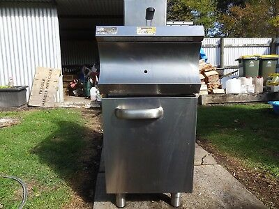 Brescello Gas Deep Fryer NG used in very good condition