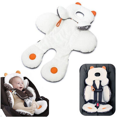 1pcs Sozzy Baby Stroller Mat Cotton Child Infant Cushion for Strollers Kids Todd