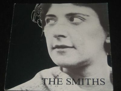 The Smiths rare '87 UK WHITE LABEL 45 Girlfriend In A Coma on Rough Trade mint-