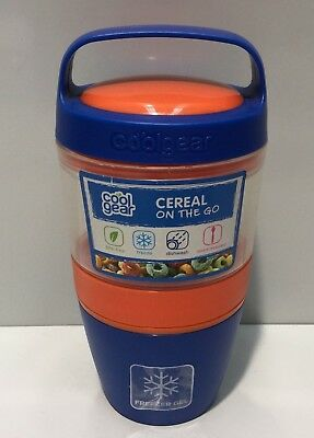 Cool Gear Cereal On The Go Container