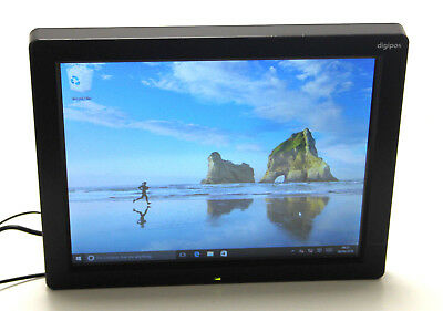 """Digipos CA-15 15"""" Touch Screen Monitor"""