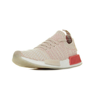 Chaussures Textile Stlt Beige Nmd R1 Pk Baskets Taille W Adidas Femme Lacets 8PkN0wOXn