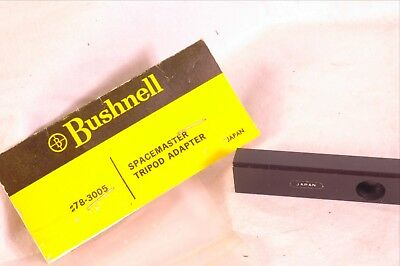 Bushnell tripod adapter