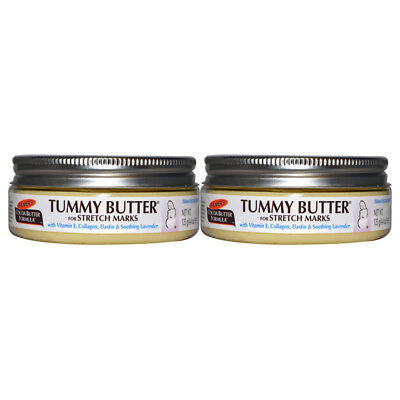 2X New Palmer's Cocoa Butter Formula Tummy For Stretch Marks Intensive Treatment