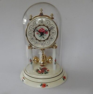 Fine Hermle Anniversary Style Clock Fully working   2806