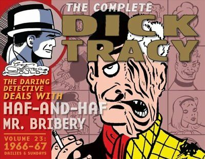Dick Tracy: Complete Chester Gould's Dick Tracy, Vol. 23 23 by Chester Gould...