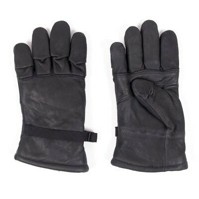 US Military Intermediate Cold Weather Gloves Leather Shell with Insulated Liner