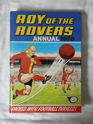 ROY OF THE ROVERS annual (1978)