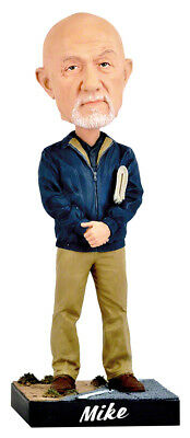 Better Call Saul and Breaking Bad's Mike Ehrmantraut Bobblehead by Royal Bobbles