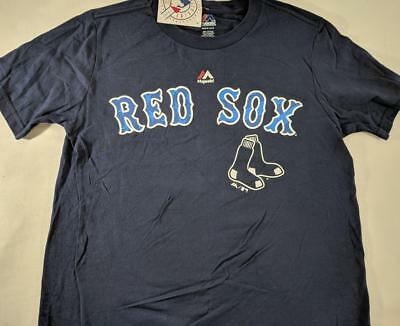 beacd646f BOSTON RED SOX Boys Majestic Youth Medium Cool Base 2 Button MLB ...