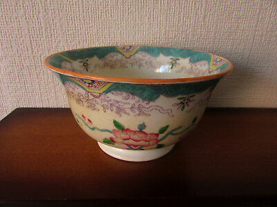 Antique chinese or japanese porcelain bowl