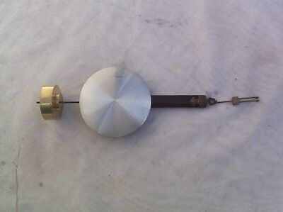 A Pendulum From An Old Hac  Wall Clock