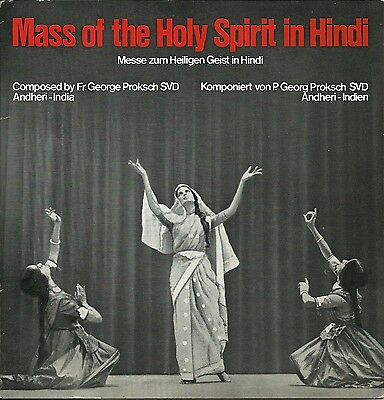 "SG 7"" Foc - P. Georg Proksch - Mass of the Holy Spirit (7 Songs) SU"