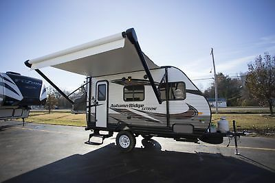 Rv Travel Trailer Autumn Ridge 15Rb Camper Rear Bunk Camper Rv Trailer