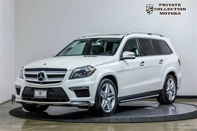 2013 Mercedes-Benz GL-Class  2013 Mercedes-Benz GL 550 GL-Class 1 Owner Clean Carfax CPO Warranty