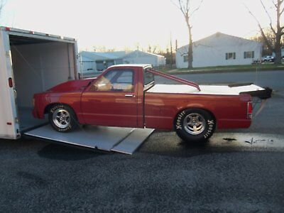 1985 chevy s-10 drag truck