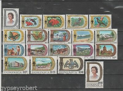 1969 Queen Elizabeth set complete.