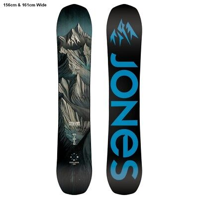 Jones Explorer Snowboard 2019