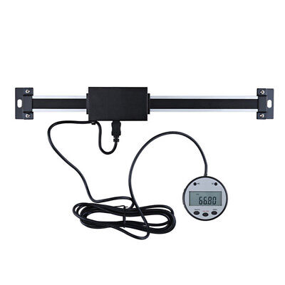 150-500mm Digital Readout Linear Scale 0.01mm Magnetic Remote External Display