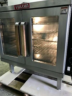 Vulcan-Hart ET10-SM Electric Convection Oven Full Size