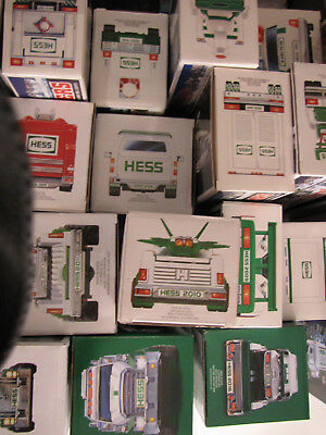 Hess Trucks 1989 - 2017 - New in Box - Your Pick of year