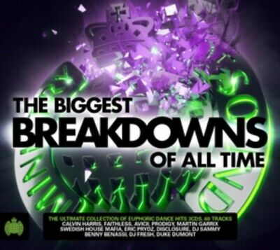 Mos: Biggest Breakdowns of All Time, 5051275072129