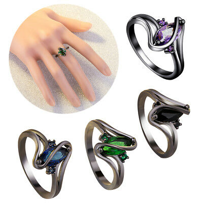 Opal Wholesale Stone Color Rings Fashion Jewelry For Women and Man Party Gift