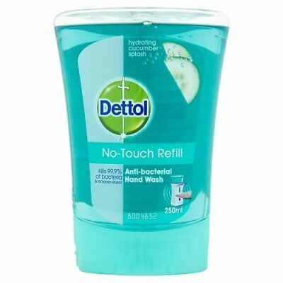 Dettol no-touch refill Hand Wash Refreshing Cucumber, 250 ml