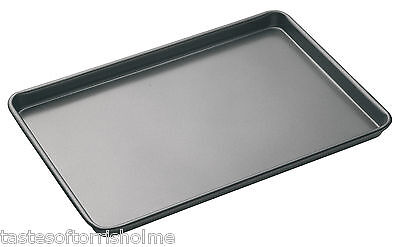 Master Class Professional Non Stick 14 Inch / 35cm Shallow Baking Tray Sheet Pan