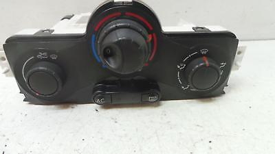 Renault Grand Scenic 2 2003 - 2009 Heater Control Switch Panel With Air Con