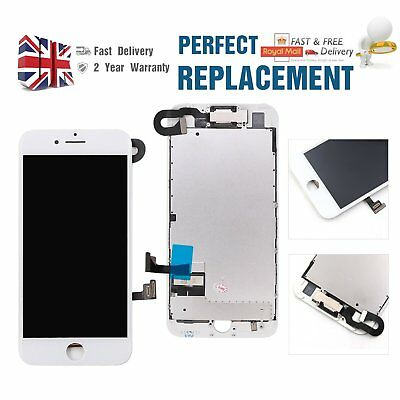 For iPhone 7 Plus Complete Touch Screen Replacement LCD Digitizer +Camera White