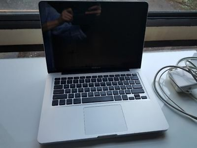 "Apple MacBook Pro 13.3"" i7 processor - MD314X/A"